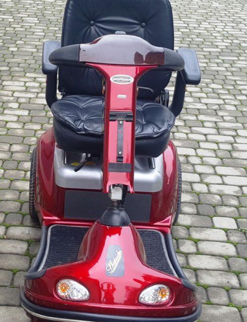 Wózek, skuter inwalidzki Shoprider Alluri trójkołowy 2012 rok