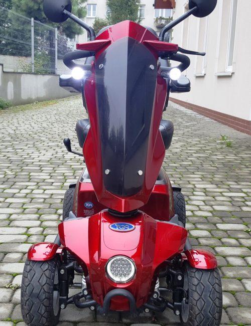 Wózek, skuter inwalidzki elektryczny TGA VITA LITE 2014 rok !!!