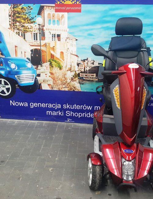 Wózek, skuter inwalidzki elektryczny TGA VITA MIDI 2014 rok !!!