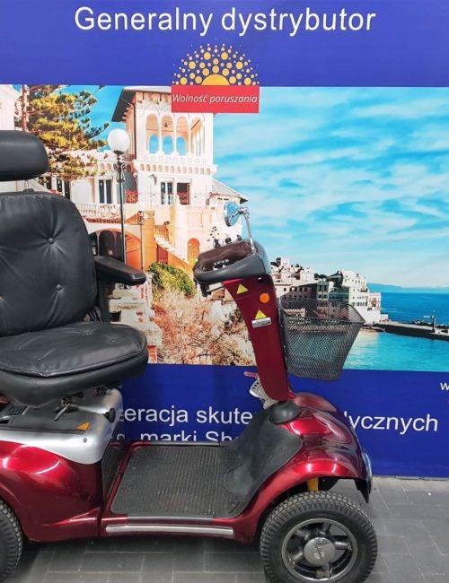 Wózek, skuter inwalidzki elektryczny SHOPRIDER ( EXPLORER) Cordoba 2014 rok