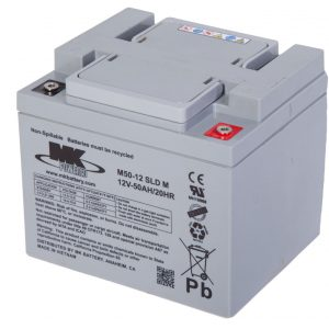 Akumulator Żelowy MK BATTERY 12V 50Ah