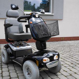 skuter inwalidzki elektryczny SHOPRIDER CADIZ 2015 ROK