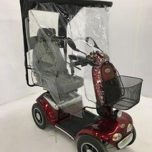 Pełne zadaszenie do wózków inwalidzkich Shoprider