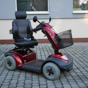skuter inwalidzki elektryczny TGA Mystery