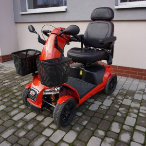 Skuter wózek inwalidzki elektryczny FR1