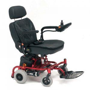 wypożyczalnia wózków inwalidzkich elektrycznych