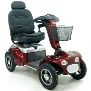 Używane skutery inwalidzkie elektryczne